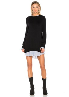 Joie Zaan L Sweater Dress