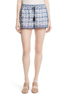 Joie Zaha Woven Shorts