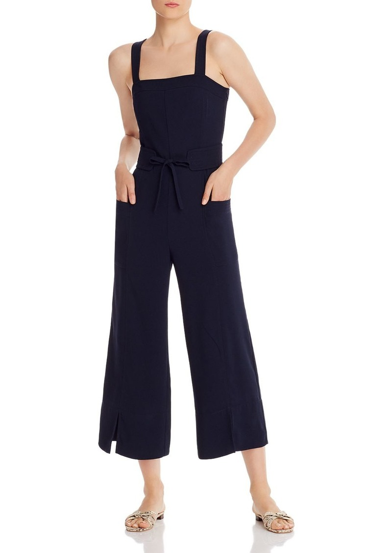 Joie Zephrine Cropped Wide-Leg Jumpsuit - 100% Exclusive