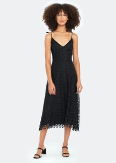Joie Josana Lace Midi Dress