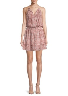 Joie Jossa Silk Dress