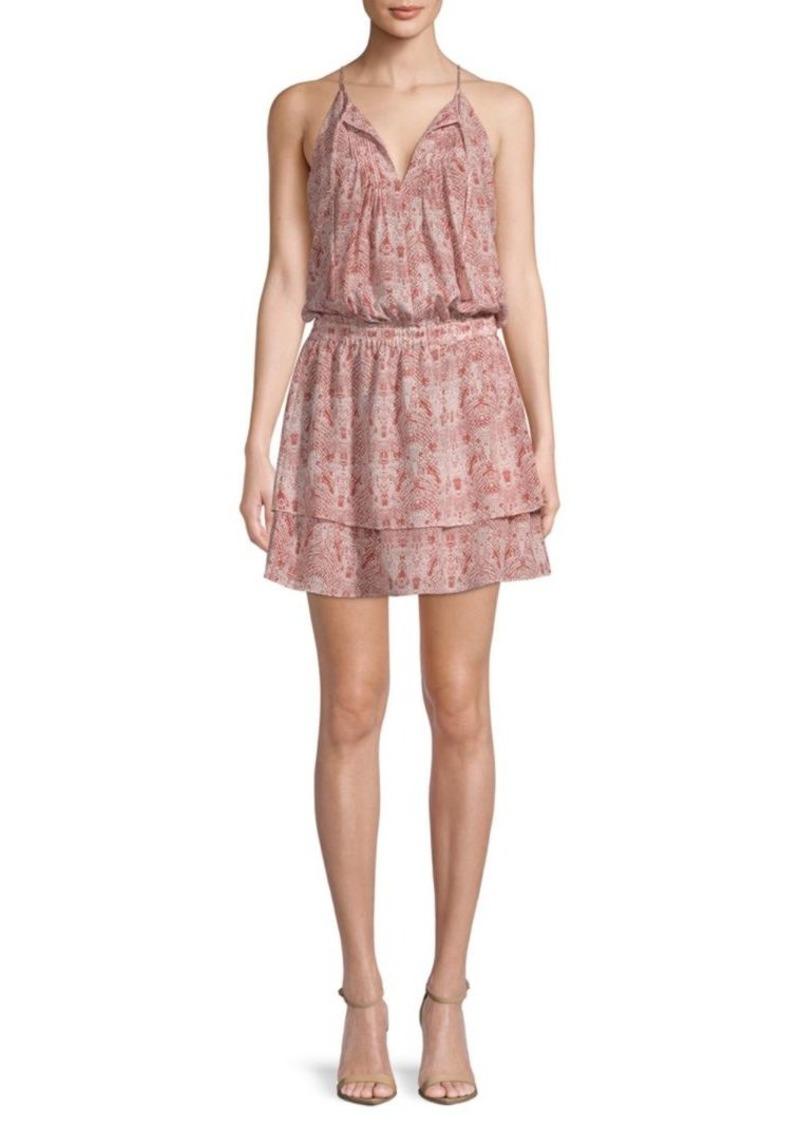 Joie Jossa Silk Dress