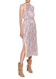 Joie Kacey Halter Midi Dress