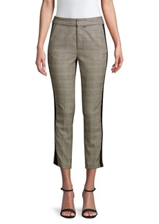 Joie Kendia Plaid Pants