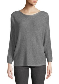 Joie Kerenza Long-Dolman-Sleeve Sweater