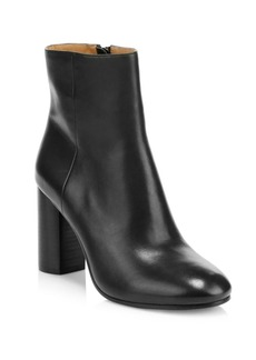 Joie Lara Leather Ankle Boots
