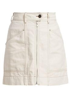 Joie Lasan Denim Skirt