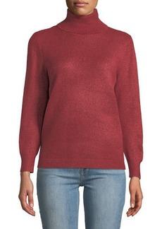 Joie Lizetta Turtleneck Long-Sleeve Sweater