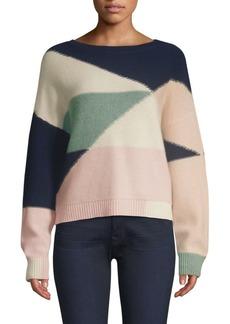 Joie Megu Colorblock Sweater