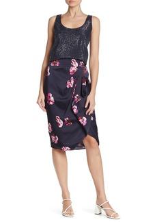 Joie Miltona Ruffle Skirt