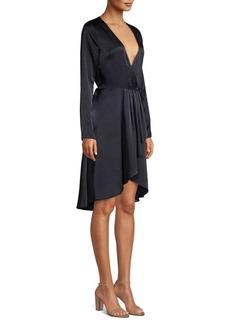 Joie Miltona Wrap Dress