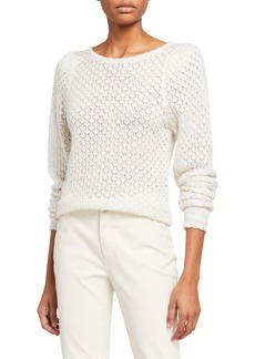 Joie Moxya Wool Lightweight Knit Sweater