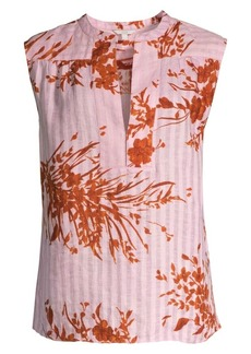 Joie Narumi Floral Sleeveless Top