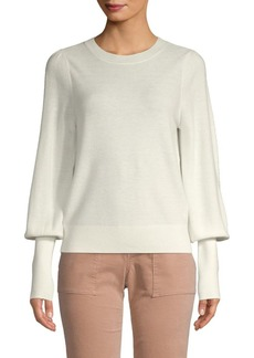Joie Noely Bishop-Sleeve Sweater