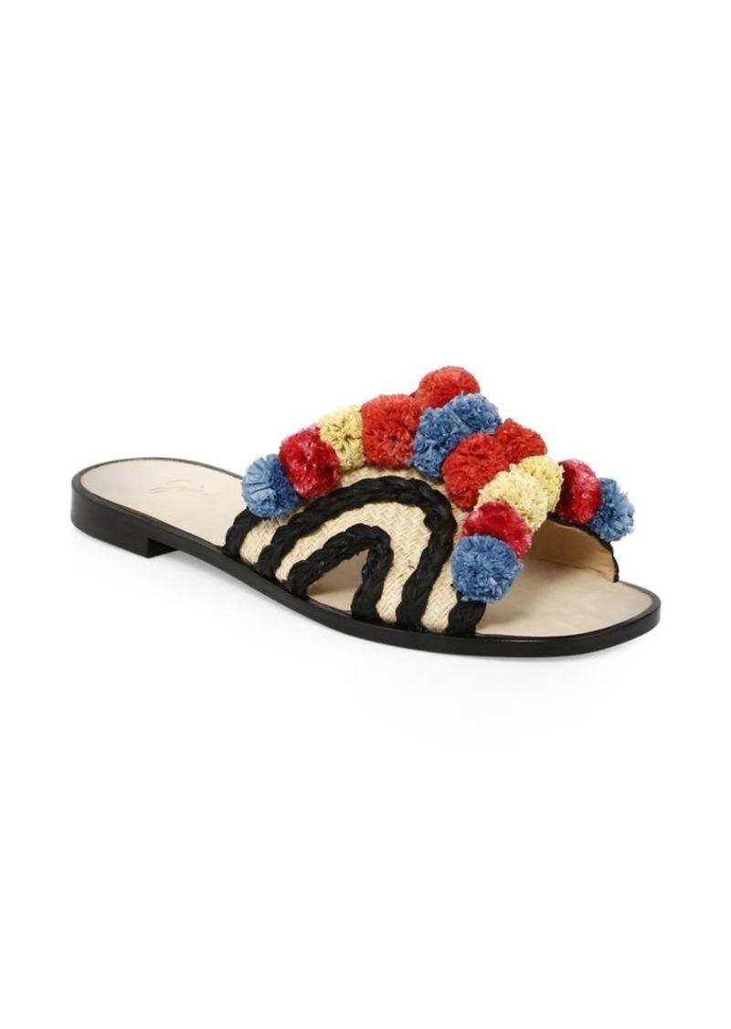 Joie Paden Pom-Pom Sandals vqCTr