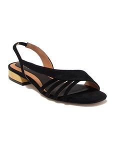 Joie Palma Suede Asymmetrical Sandal