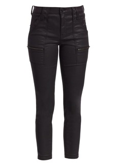 Joie Park Coated Skinny Pants