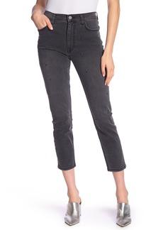Joie Pereh High Waist Studded Jeans