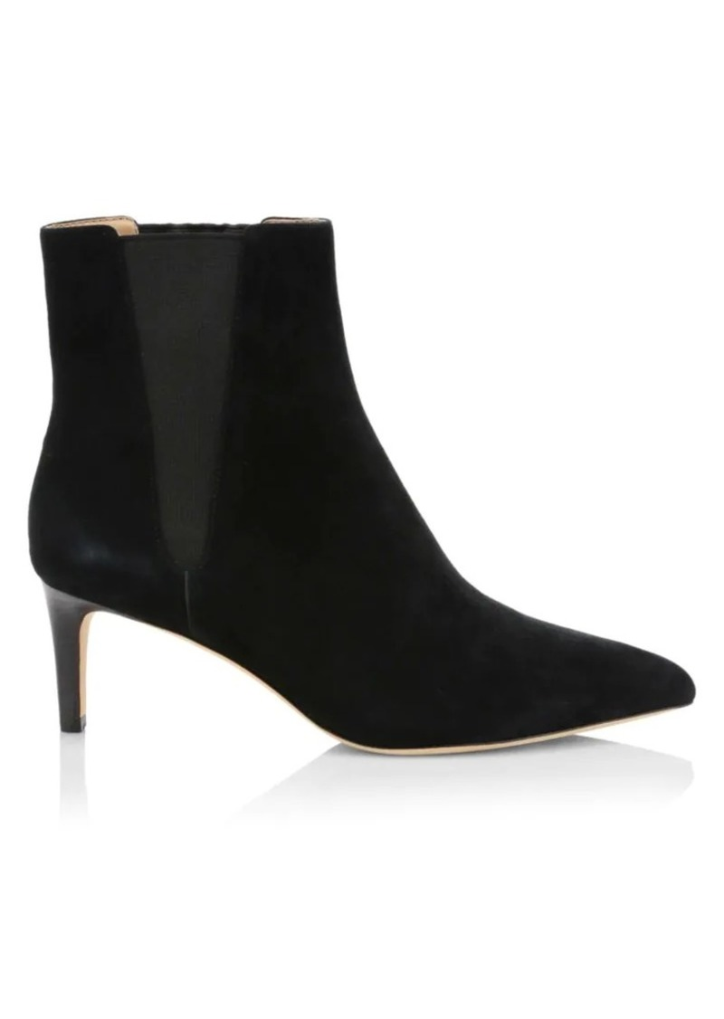 Joie Ralti Suede Ankle Boots