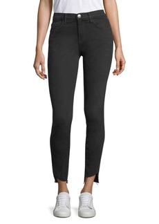 Joie Raw-Hem Skinny Jeans