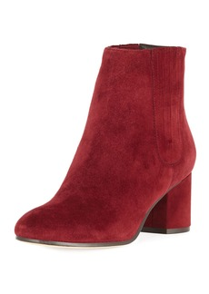 Joie Remmie Suede Ankle Booties