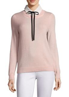 Joie Rika Necktie Sweater