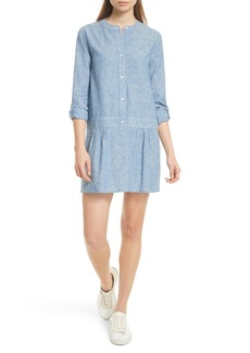 Soft Joie Amiri Chambray Shirtdress