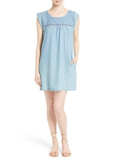 Soft Joie Anandi Chambray Shift Dress