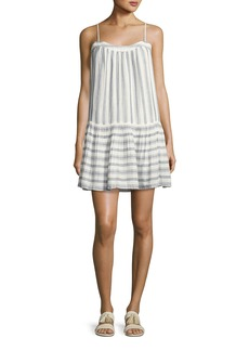 Soft Joie Ante Sleeveless Striped Mini Dress