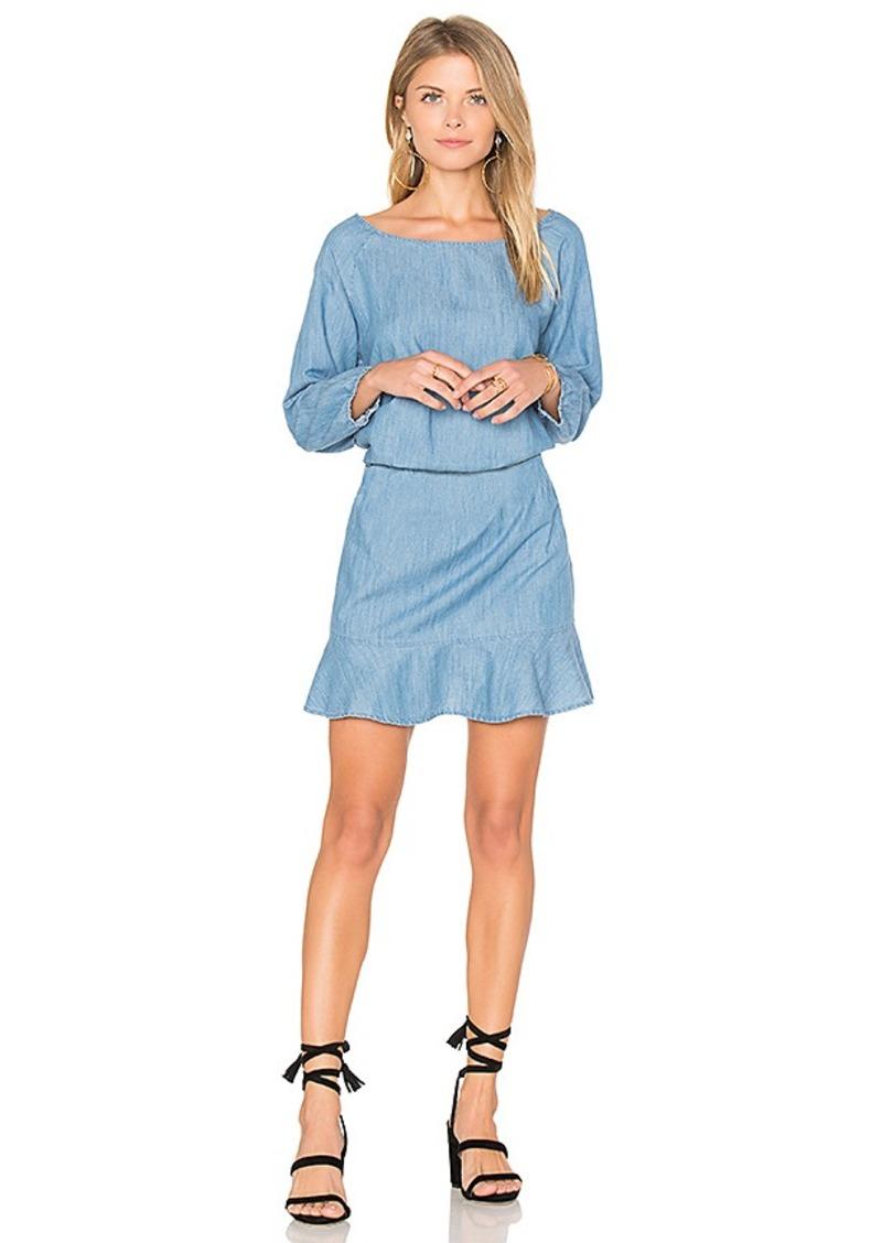 Soft Joie Arryn B Dress in Blue. - size L (also in M,S)