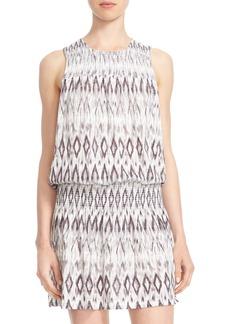 Soft Joie 'Ashira' Smocked Blouson Dress