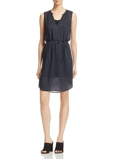 Soft Joie Bonnie Stripe Belted Dress
