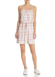 Soft Joie Cahya B Strapless Tie-Dye Dress