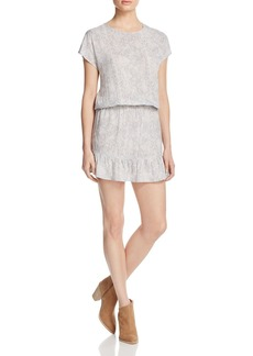 Soft Joie Camdyn Snake Print Dress