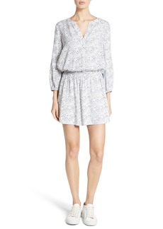 Soft Joie Capriana Print Blouson Dress