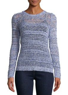 Joie Crewneck Cotton Sweater