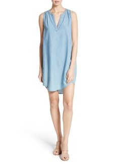 Soft Joie Crissle Chambray Shift Dress