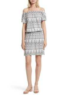 Soft Joie Danyale Off the Shoulder Blouson Dress