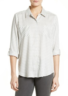 Soft Joie Faline Check Shirt