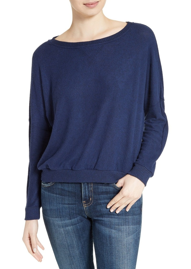 f6e1c0c8f6bfc7 Joie Soft Joie Giardia Drop Shoulder Sweater