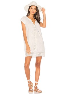 Soft Joie Hime Dress in White. - size L (also in M,S,XS)