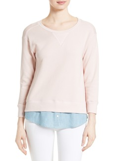 Soft Joie Javiera Layer Look Top