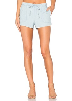 Soft Joie Kalpana Short in Blue. - size L (also in XS,M)