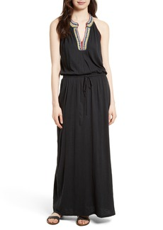 Soft Joie Karlyn Embroidered Maxi Dress