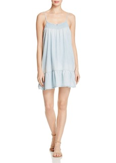 Soft Joie Kunala Chambray Slip Dress