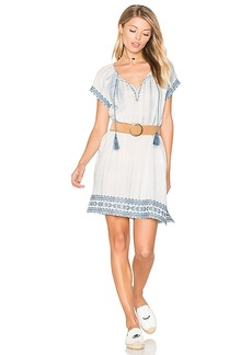 Soft Joie Megdalyn Dress in White. - size M (also in S,XS)