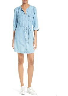 Soft Joie Milli Chambray Shirtdress
