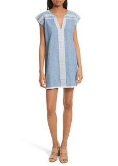 Soft Joie Natali Chambray Shift Dress