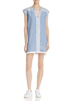 Soft Joie Natali Embroidered Tunic Dress
