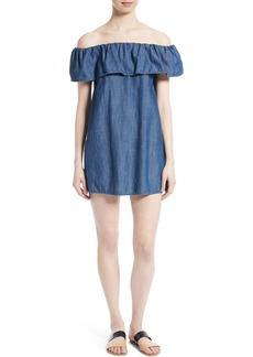 Soft Joie Nilima Chambray Shift Dress